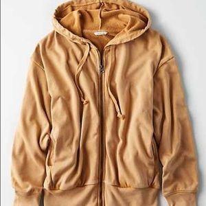 AE Soft Oversized Full Zip Hoodie